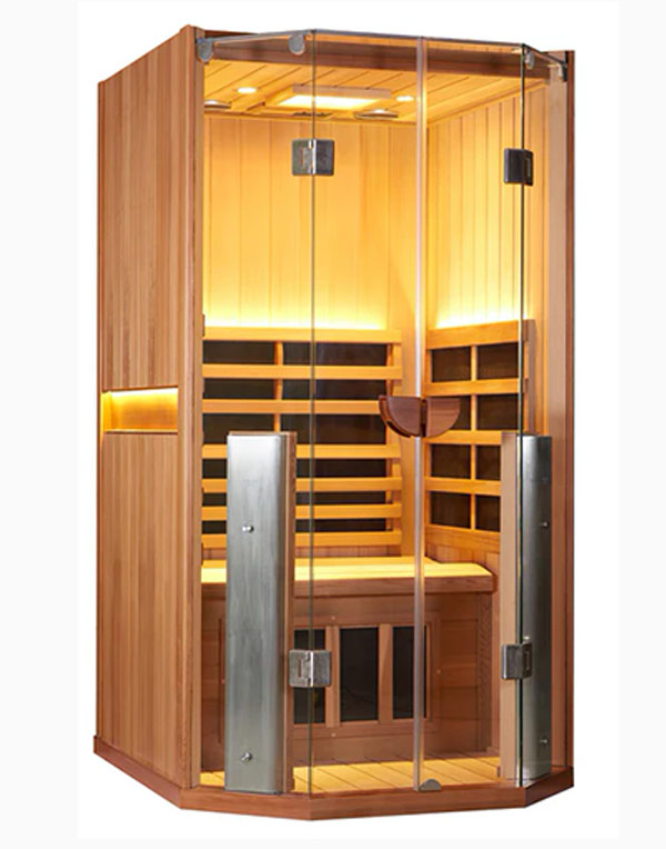 clearlight detoxing infrared sauna